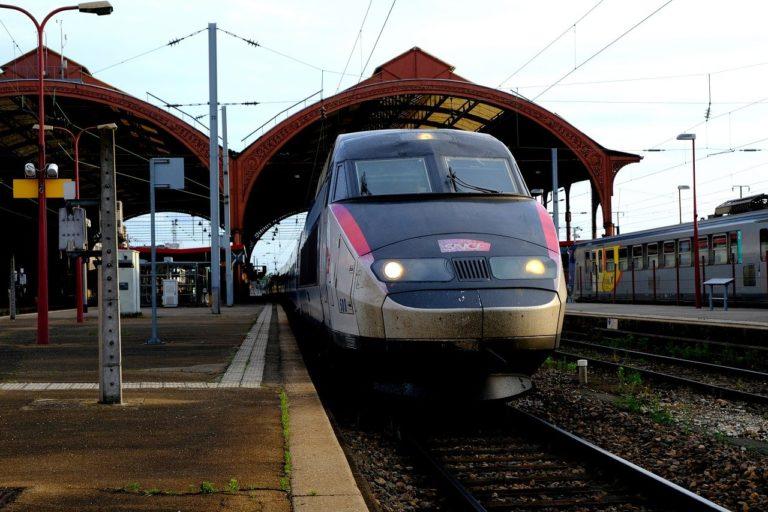 tgv 1, railway, french